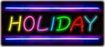 Holiday Neon Signs