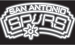 San Antonio Spurs Neon Sign