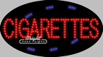 Cigarettes LED Sign