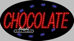 Chocolate LED Sign
