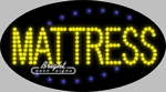 Mattress LED Sign