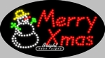Merry Christmas LED Sign