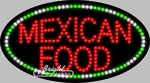 Mexican Food LED Sign