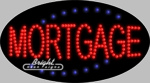 Mortgage LED Sign