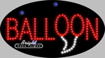 Balloon LED Sign