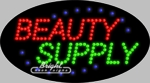 Beauty Supply LED Sign