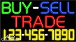 Buy Sell Trade Neon w/Phone #