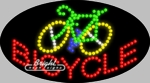 Bicycle LED Sign