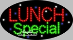 Lunch Special LED Sign