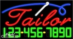 Tailor Neon w/Phone #