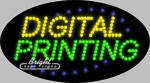 Digital Printing LED Sign