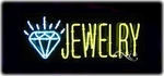 Jewelry Logo Neon Sign