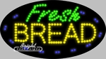 Fresh Bread LED Sign