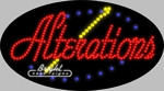 Alterlations LED Sign