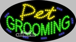 Per Grooming LED Sign