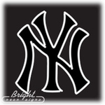 NY Yankees Neon Sign