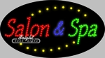 Salon & Spa LED Sign
