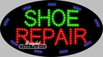 Shoe Repair LED Sign