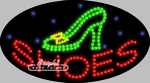 Shoes LED Sign