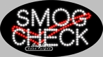 Smog Checks LED Sign
