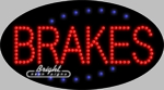 Bakes LED Sign