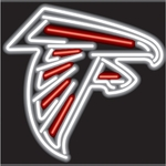 Atlanta Falcons Neon Sign