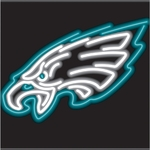 Philadelphia Eagles Neon Sign