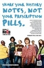 Teen Rx Drug Poster - Notes