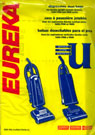 EUREKA VACUUM CLEANER BAG STYLE U