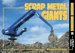 #3031 Massive Machines 8:  Scrap Metal Giants