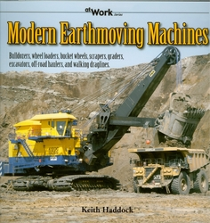#2519 - Modern Earthmoving Machines at Work
