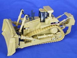 #4621BR CAT D11R Dozer/Ripper - Yellow