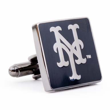 Black Series New York Mets Cufflinks