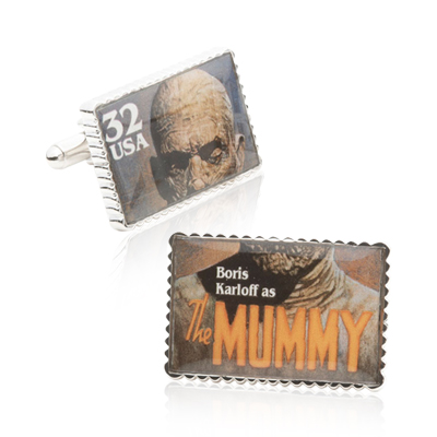The Mummy Stamp Cufflinks