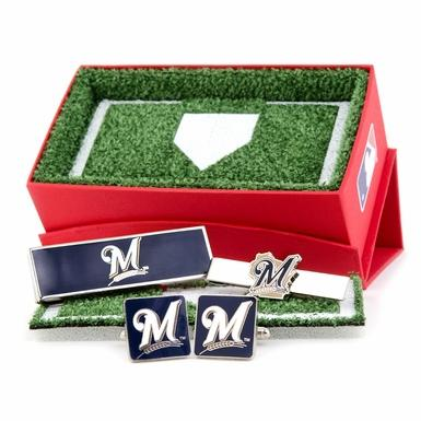 Milwaukee Brewers 3-Piece Gift Set