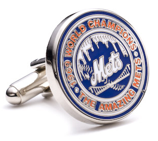 1969 Champion NY Mets Cufflinks