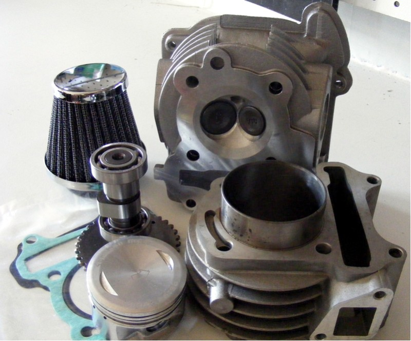 GY6 50/80cc Big Bore Kit