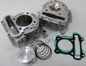 EGR 44MM SCOOTER 49CC 50CC TO 60CC BBK BIG BORE KIT VIP ROKETA TAOTAO BAJA BMS