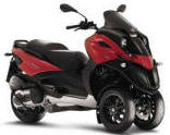 Piaggio MP3 500 GIVI Accessories