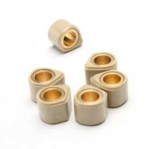 Pulley 23x18 Sliding Roller Weights Dr