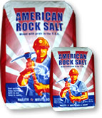 Rock Salt 50# Bags<BR> Local Pickup and Delivery<br>Call for price