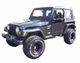 Jeep Replacement Glass for 1997-06 Jeep Wrangler TJ
