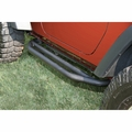 RRC Side Armor Guards, 07-17 Jeep Wrangler by Rugged Ridge