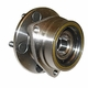 Front Brake Hub Assembly (1987-89) Model 30 Front Axle