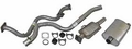 Exhaust Kit Jeep Wrangler (1991-1992) with 4.0L engine
