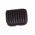 Brake Pedal Rubber Pad, Fits 1972-86 Jeep CJ Models