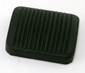 Pedal Pad (Clutch or Brake) Jeep Wrangler (1987-2009). Jeep Wrangler (1987-2006) w/ Manual Transmission.