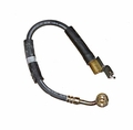Front Brake Hose Jeep Wrangler (1997-2006); to caliper; Right.