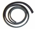 Windshield Glass Seal, 2 needed, for 1941-1949 Jeep MB, GPW, CJ2A