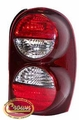 Passenger Side Rear Tail Lamp, fits 2005-07 Jeep Liberty